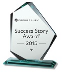 Press Ganey Success Story award