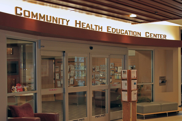 Entry for the Salem Health Community Health Education Center
