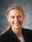 Head shot of  Cheryl Nester Wolfe R.N.